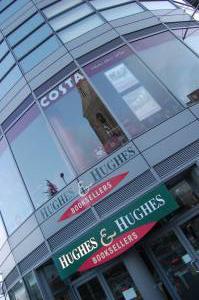 Hughes & Hughes Shopfront