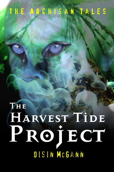 "Cover of ""The Harvest Tide Project""."
