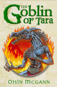 "Cover of ""The Goblin of Tara."""