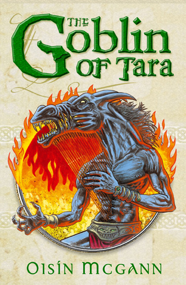 "Cover of ""The Goblin of Tara."""