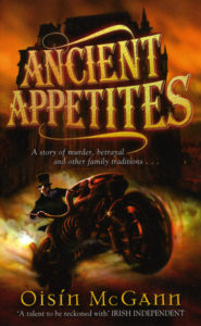 "Cover of ""Ancient Appetites"""