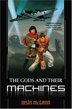 American cover of The Gods and their Machines