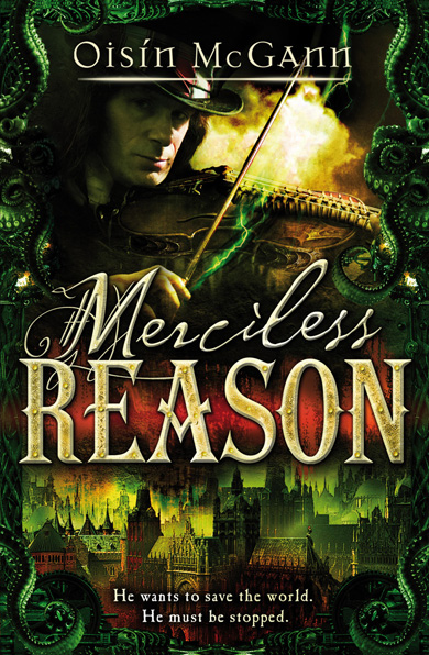Cover of Merciless Reason