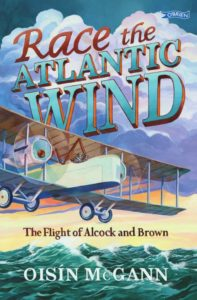 Cover of 'Race the Atlantic Wind'