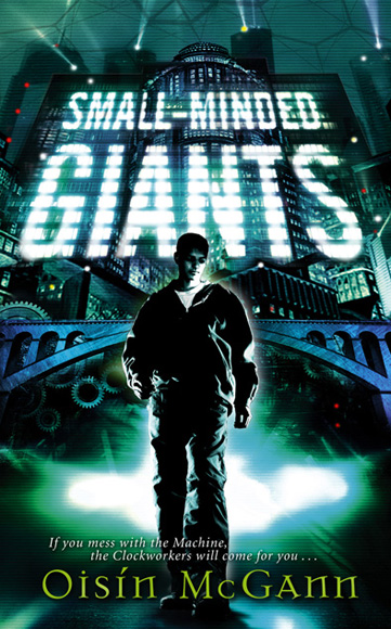 "Cover of ""Small-Minded Giants"""