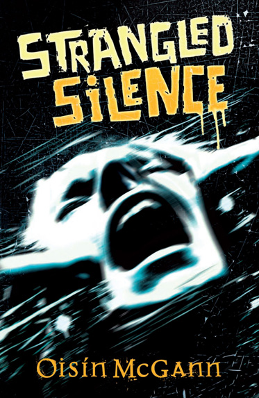 "Cover of ""Strangled Silence""."