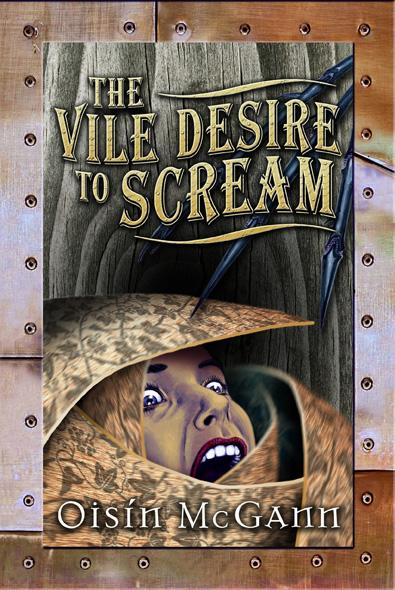 Cover of The Vile Desire to Scream