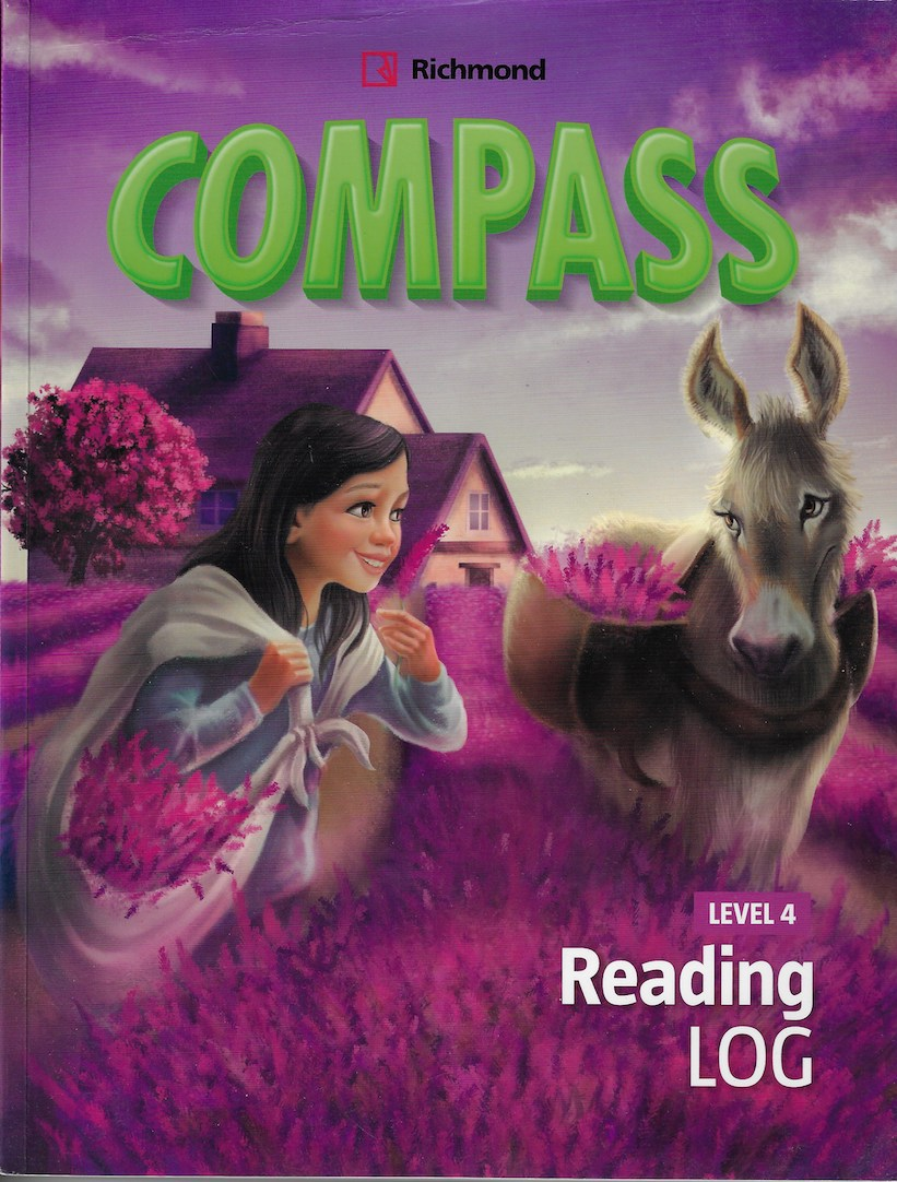 """Cover of """"Compass"""" by Richmond Publishing"""