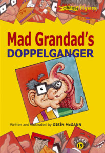 Cover of Mad Grandad's Doppelganger
