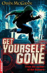 "Cover of ""Get Yourself Gone."""