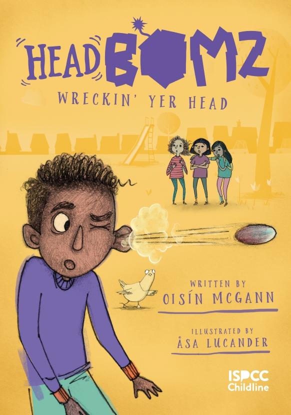 "Cover of ""Headbomz"""