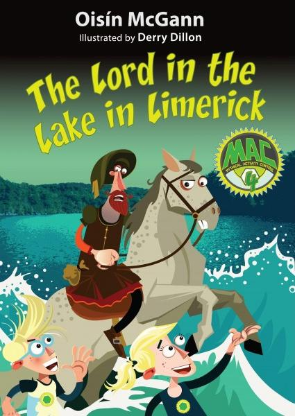 Cover of The Lord in the Lake in Limerick