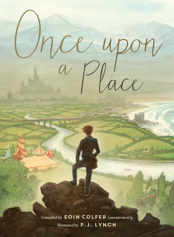 "Cover of ""Once Upon a Place."""