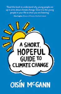 """Cover of """"A Short, Hopeful Guide to Climate Change"""""""