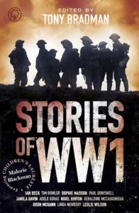 "Cover of ""Stories of WW1."""