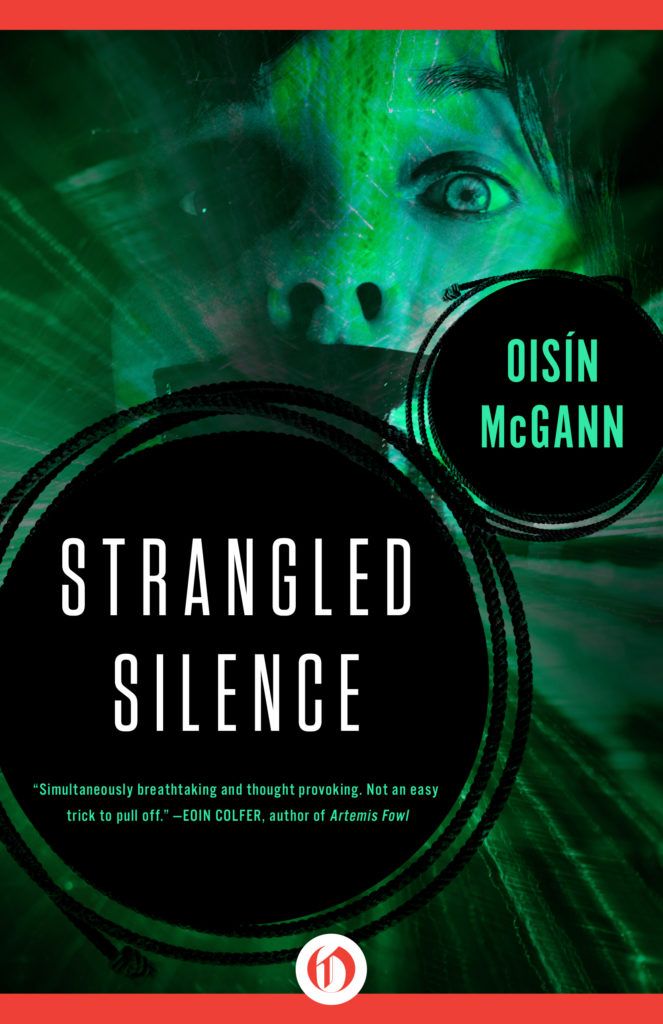 "Cover of ""Strangled Silence."""