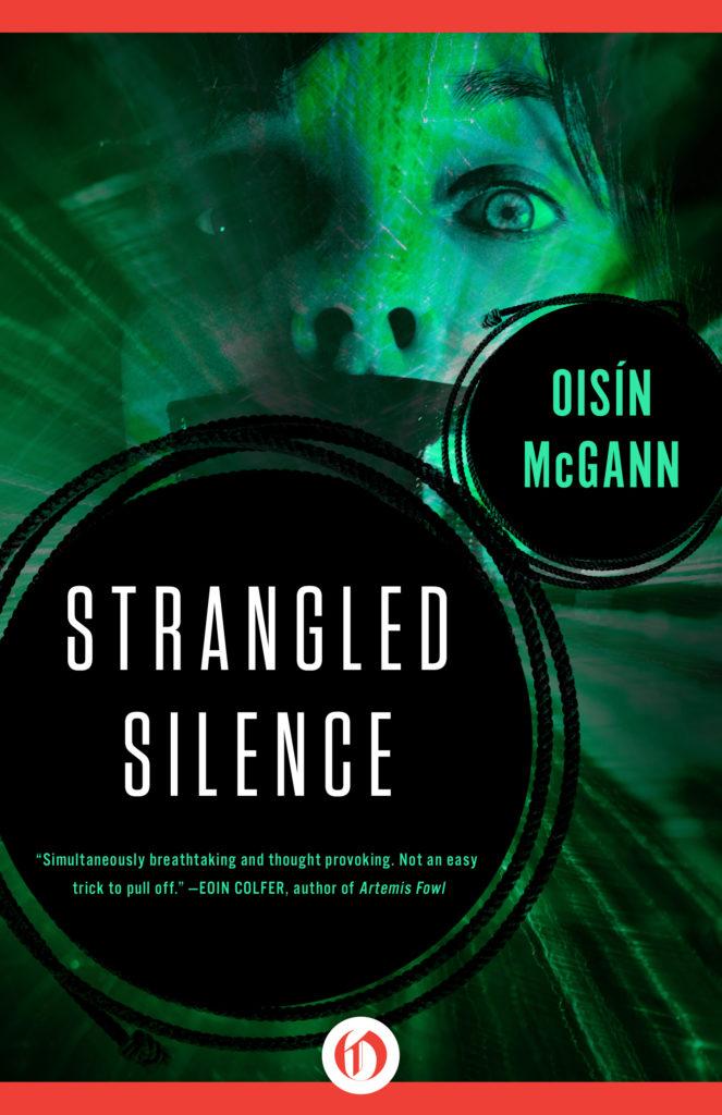"""Cover of """"Strangled Silence."""""""