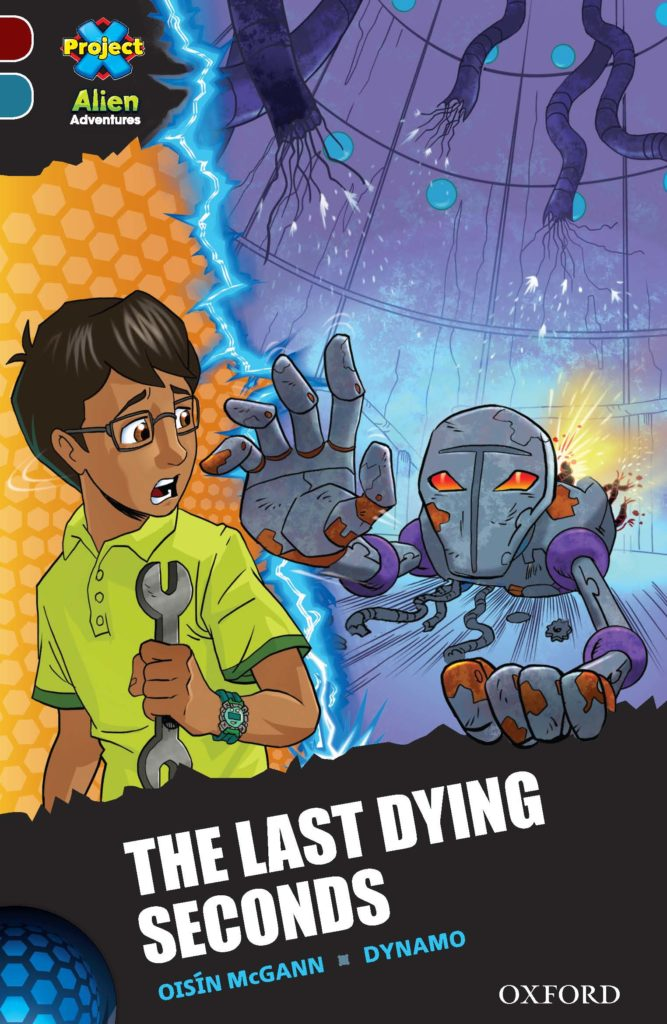 "Cover of ""The Last Dying Seconds."""