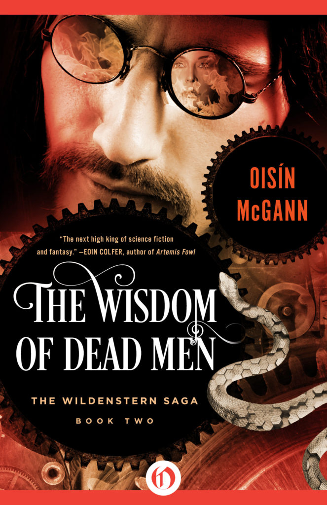 Cover of the Open Road edition of The Wisdom of Dead Men