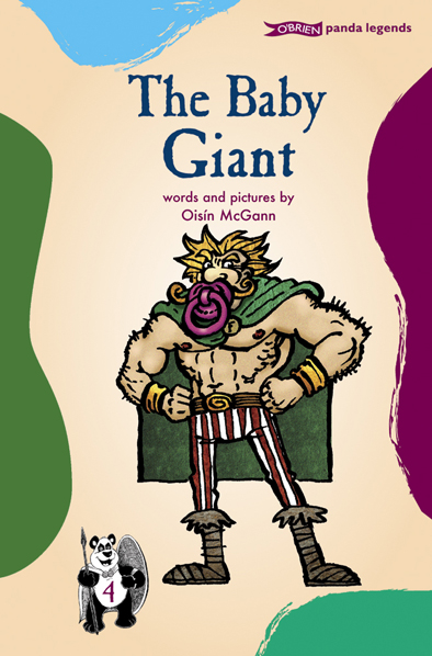 "Cover of ""The Baby Giant"""