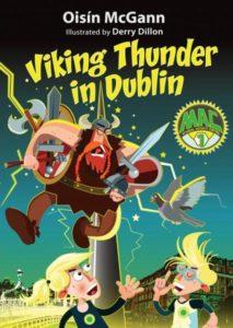 Cover of Viking Thunder in Dublin