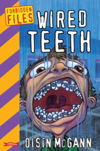 "Cover of ""Wired Teeth"""